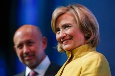 According to portions of a speech Hillary Clinton was paid top dollar to deliver to brass and VIPs of investment conglomerate Goldman Sachs, the Democratic nominee for president savagely rails agai…