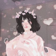 Image uploaded by tea. Find images and videos about pink, pastel and soft on We Heart It - the app to get lost in what you love. Hello Kitty Iphone Wallpaper, Avatar, Baby Pink Aesthetic, Dark Anime Girl, Anime Art Fantasy, Cute Poses For Pictures, Yandere Anime, Cartoon Icons, Kpop Fanart