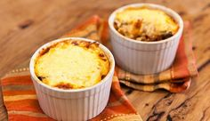 Healthy Beef and Vegetable Moussaka - Good Chef Bad Chef
