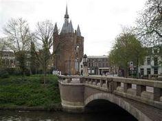 SASSENPOORT, ZWOLLE, THE NETHERLANDS
