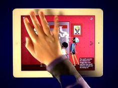 The Amazing Train -Best app for the iPad -3D Animated Interactive Story book app for kids