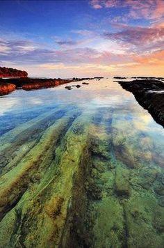 バクバクビーチ/ボルネオ島
