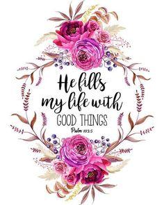 Bible Verse Wallpaper, Bible Verse Art, Bible Verses Quotes, Bible Scriptures, Psalms Quotes, Bible Verses On Love, Flower Bible Verse, Thankful Scripture, Strength Scriptures