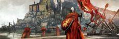 ArtStation - Game of Thrones -House Lannister, Tomasz Jedruszek