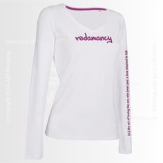 Women Long Sleeve T-Shirt Claire von Jajis-ART auf DaWanda.com