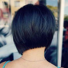 50 Inspiring Short & long Asymmetrical Bob Hairstyles — Be Unique Check more at http://hairstylezz.com/best-asymmetrical-short-long-bob-hairstyles/