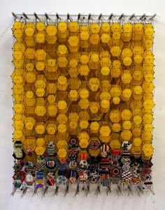 A childhood friend who grew into a mind-blowing artist and a man after my own heart- Jacob Hashimoto . I love the prints, the colors, the m...