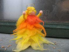 ich bin die Sonne Sonnenfigur Märchenfigur von kallejasper auf Etsy