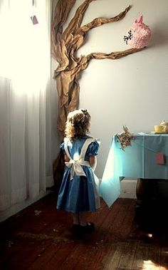 Alice In Wonderland Party awesome