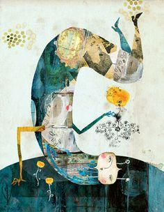 Andrea D'Aquino - The Beauty of Illustration | Patternbank