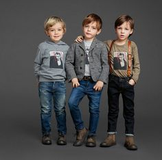 Little Gems: Dolce & Gabbana Kids 2014 Collection