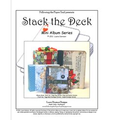 Stack the Deck pattern cover
