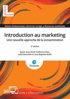 Introduction au marketing/Sylvie Jean/ IAE Bibliothèque, Salle de lecture - 655 JEA Lilac, Budget, Marketing And Advertising, Management, Popular Books