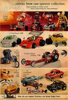 Having A Ride With Vintage Bicycle Posters - Popular Vintage Vintage Toys 1970s, 1970s Toys, Retro Toys, Vintage Ads, Funny Vintage, Vintage Photos, Plastic Model Cars, Model Cars Kits, Matchbox Cars