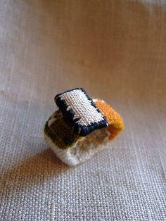Linen Ring