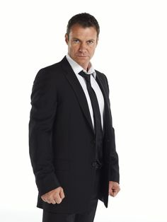Chris Vance from The Transporter (TV Show)