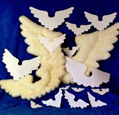 Sewing and Crafts Wing Patterns JUST THE WINGS by FantasyCreations, $9.95