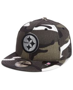 brand new 75041 d93a0 New Era Pittsburgh Steelers Urban Prism Pack 59FIFTY-FITTED Cap   Reviews -  Sports Fan Shop By Lids - Men - Macy s