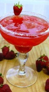 Delicious Frozen Margaritas
