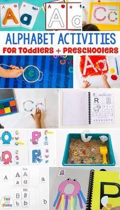 Teach the alphabet l