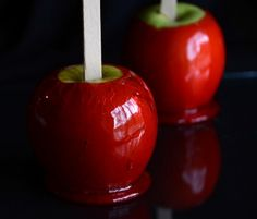 Red Candy Apples | Tasty Kitchen: A Happy Recipe Community!