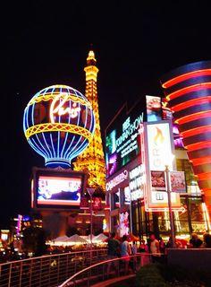 At Las Vegas... Wow!