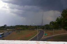 Pregopontocom Tudo: DF registra formação de tornado pela primeira vez