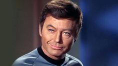 'DeForest Kelley' played 'Dr. (Bones) McCoy' in 'Star Trek: The Original Series'…