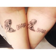 "Nothing says ""best friends forever"" like matching ink."