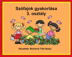 Fotó itt: Szófajok gyakorlása, 3-4. osztályos, interaktív tananyag - Google Fotók Photo Book, Grammar, Homeschool, Google, Album, Education, Signs, Comics, Learning