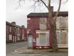 Boarded-up Houses