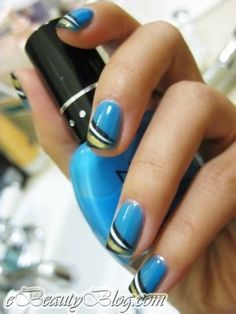 http://fashion9811.blogspot.com - nail art