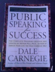 PUBLIC SPEAKING FOR SUCCESS**THE COMPLETE PROGRAM REVISED