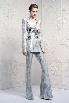 Alexander McQueen Resort 2013 Fashion Show: Runway Review - Style.com