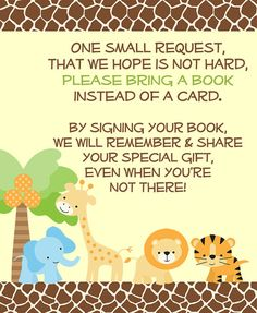 Selva Baby Shower invitaciones Safari por TheInviteLadyShop en Etsy