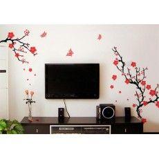 برچسب دیواری شکوفه های بهاری Coocolor Spring Blossom  طراح داخلی خانه خود باشید! با خرید برچسب دیواری Coocolor طرح شکوفههای بهاری، به راحتی میتوانید جلوهای از بهار را به خانه خود بیاورید. با استفاده از این برچسب خانه خود را متمایز کنید؛ طرحی که به ندرت در دیگر خانهها مشاهده میکنید.