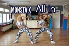 Fever D.G | MONSTA X - All in | dance cover