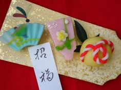 Japanese Sweets / 上生菓子