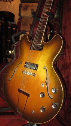 1968 Epiphone Riviera 12-String
