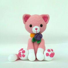 27 Ideas Crochet Cat Blanket Hello Kitty For 2019 Crochet Kids Scarf, Crochet Baby Cocoon, Crochet Baby Booties, Crochet Toys, Crochet Lace Edging, Granny Square Crochet Pattern, Crochet Patterns, Amigurumi Patterns, Crochet Christmas Decorations