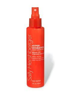 Sally Hershberger Hyper Hydration Super Keratin Spray- heat protector