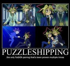 Yugioh Puzzleshipping