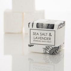 Sea Salt & Lavender Bath Fizzy