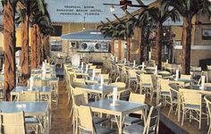 Pensacola Florida Paradise Beach Hotel Tropical Room