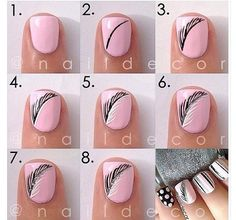 Beauty Tip: DIY Nails Art / DIY Nails Art - Fereckels