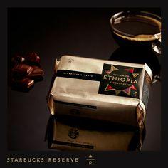 Starbucks Reserve® Sun Dried Ethiopia Yirgacheffe™. $17.95 at StarbucksStore.com