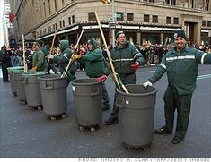 NYC sanitation workers - Bing Images