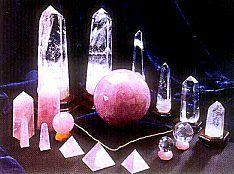 The Pagan's Path ~ The Healing Circle - Crystal Energy Healing