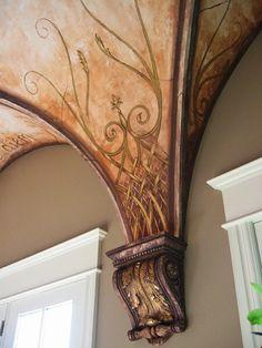 Mouldings by Artside Murals