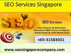 In order to accomplish this purpose, a number of firms keep their SEO teams. But, it is not feasible for every firm. In such case, the contract can be given to some SEO Singapore company. The SEO companies keep some experts, who have the knowledge about the algorithms. They work according to them and take your websites on brilliant ranking.
